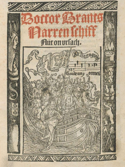 Brant - Narrenschiff (1512)
